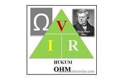 Rumus dan Bunyi Hukum Ohm
