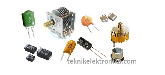 Jenis Jenis Komponen Elektronika Beserta Fungsi Dan Simbolnya