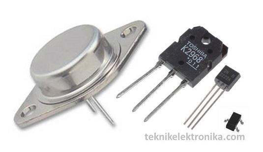 Fungsi Transistor dan Cara Mengukurnya