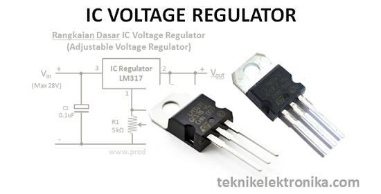 IC Voltage Regulator