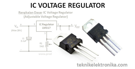 IC Voltage Regulator