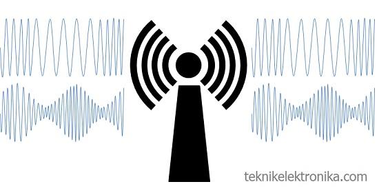 Spektrum Frekuensi Radio