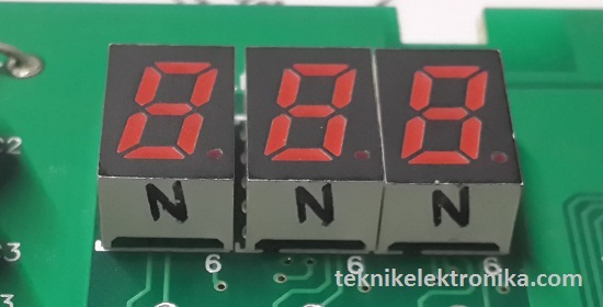 Pengertian Seven Segment Display