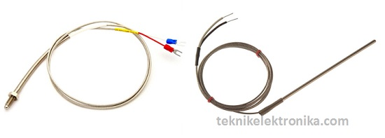 Jenis-jenis Termokopel (Thermocouple)