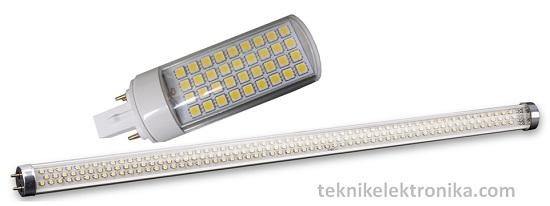 Jenis-jenis Lampu (Lampu LED)