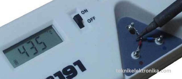 Pengertian Termokopel (Thermocouple) dan Prinsip kerja Termokopel