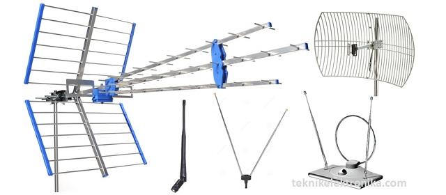 Pengertian antena dan parameter kinerjanya