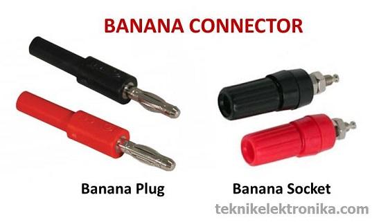Banana Connector