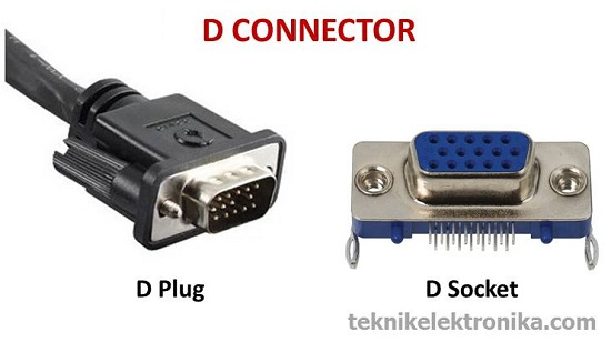 D Connector