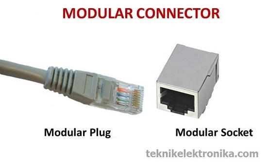 Pengertian Konektor (Connector) dan Jenis-jenisnya