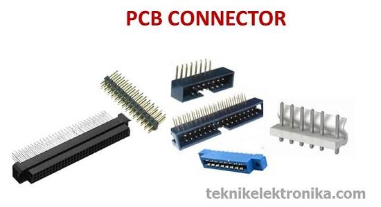 Pengertian Konektor Connector Dan Jenis Jenisnya