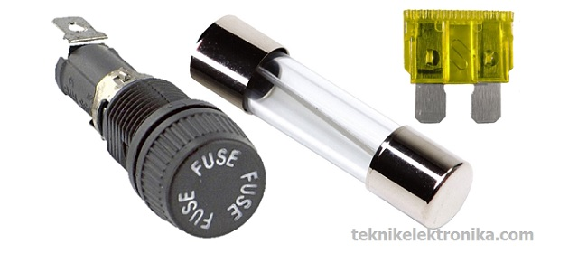 Pengertian dan Fungsi Fuse (Sekering) serta cara mengukurnya