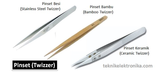 Pinset (Tweezer)