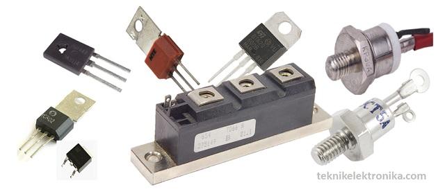 Pengertian SCR (Silicon Control Rectifier)