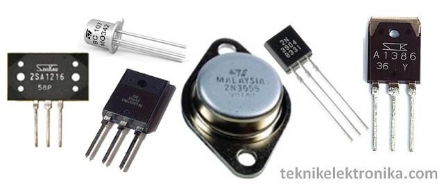 Mengenal Kode Transistor dan Dioda (Semikonduktor)