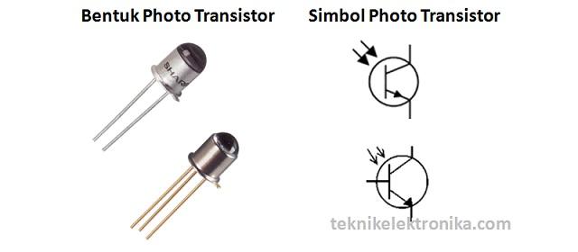 Pengertian Photo Transistor dan Prinsip Kerjanya