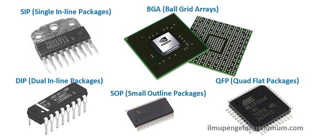 Jenis-jenis Pengelompokan IC