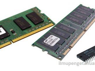 pengertian memori semikonduktor dan jenis-jenis memori semikonduktor
