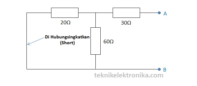 Langkah 3 Perhitungan Teorema Norton