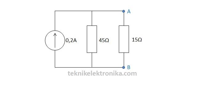 Langkah 5 Perhitungan Teorema Norton