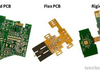 Pengertian PCB dan jenis-jenis PCB