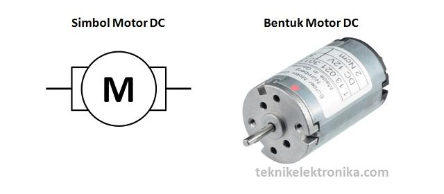 Pengertian Motor DC dan Prinsip Kerjanya