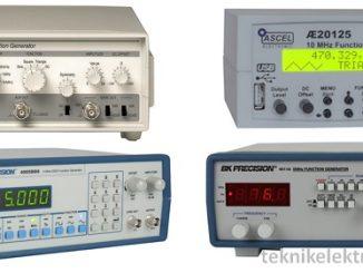 Pengertian Function Generator dan Jenis-jenis Function Generator