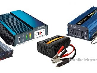 Pengertian Inverter dan Prinsip Kerja Power Inverter