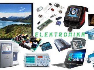 Pengertian Elektronika, Definisi Elektronika dan Aplikasi Teknologi Elektronika