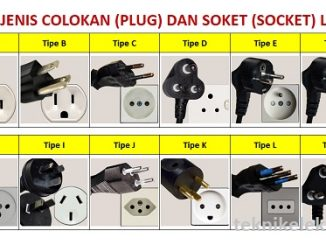 Jenis-jenis colokan listrik dan Soket Listrik