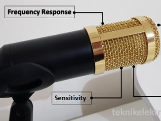 Spesifikasi Mikrofon