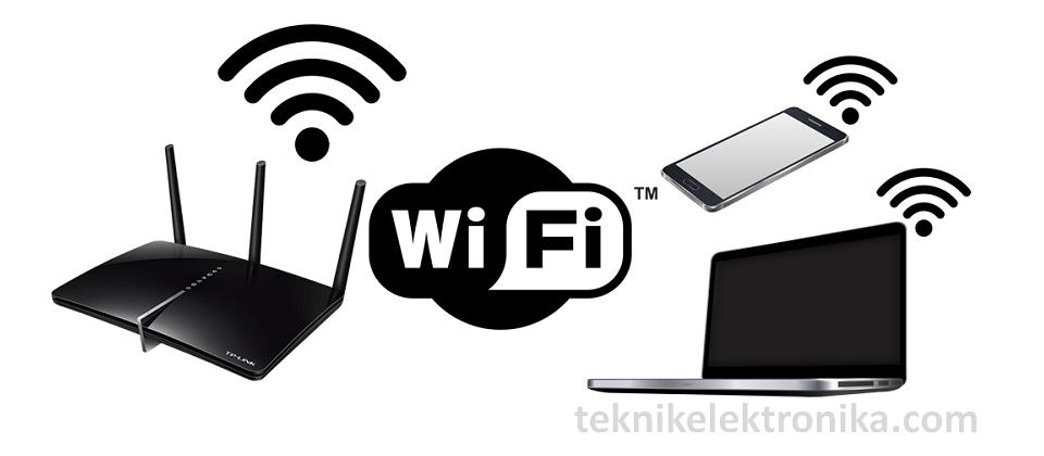 Pengertian Wifi dan Cara Kerja Wi-Fi