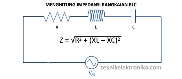 Pengertian Impedansi Listrik (Electrical Impedance) dan Cara Memghitung Impedansi