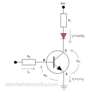 Transistor sebagai sakelar
