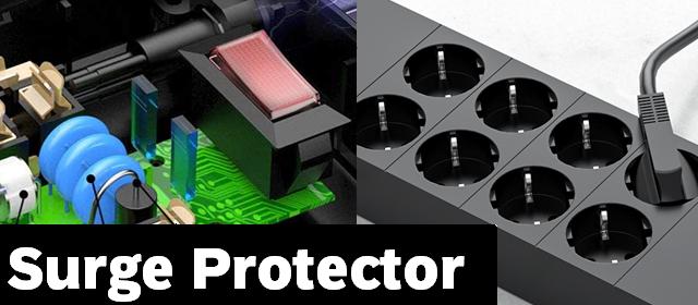 Pengertian Surge Protector dan Cara Kerja Surge Protector